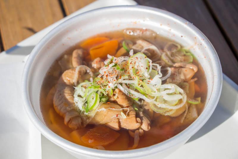 サイボクハムで食べるべき豚肉グルメ厳選3品!(フードコート)